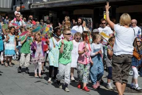 Kulturskolens Parade