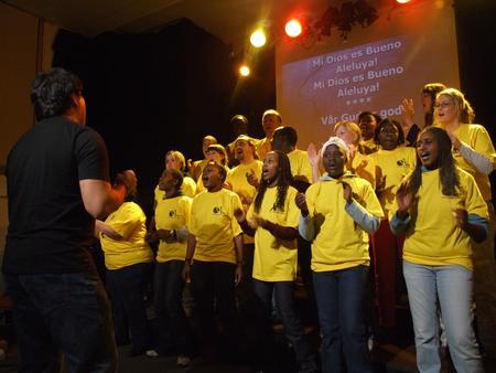 KIA Multikulturelt Gospelkor